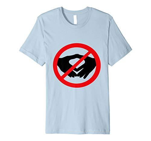 T-Shirt gegen die Politik der Regierung und Angela Merkel