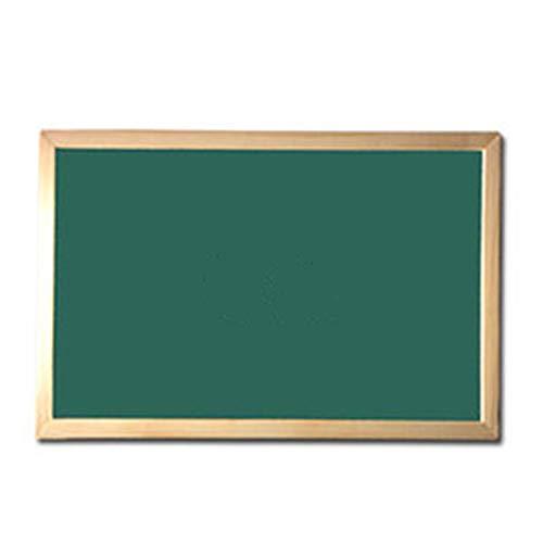 YaGFeng Albo Appeso Bordo Verde didattico Lavagna in Legno Telaio in Legno Gesso Disegno Tavole da Ufficio bollettino Adatto per Ufficio E Casa (Colore : Verde, Size : 40x60cm)