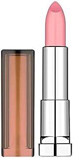 Maybelline Color Sensational Nudes Lipstick 107 Fairly Bare (Pack of 6) - メイベリンカラーセンセーショナルなヌードは107かなり裸の口紅 x6 [並行輸入品]