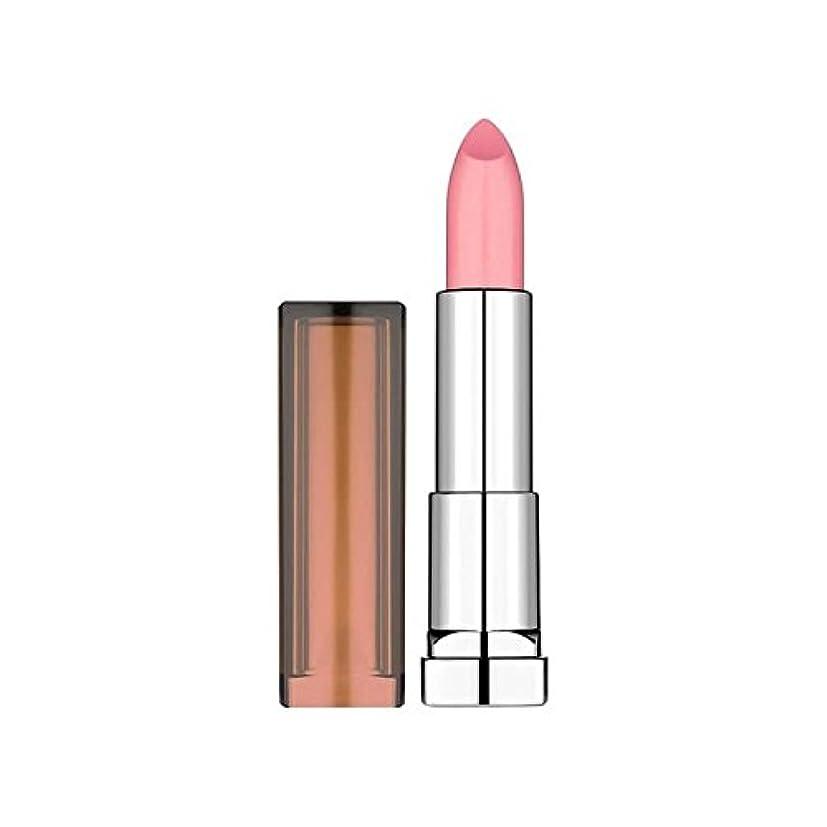 所有者役に立たないシャックルメイベリンカラーセンセーショナルなヌードは107かなり裸の口紅 x2 - Maybelline Color Sensational Nudes Lipstick 107 Fairly Bare (Pack of 2) [並行輸入品]