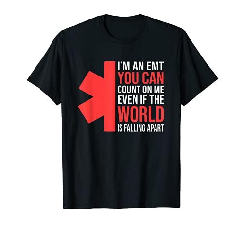 TES Técnico Médico - Medicina Emergencia Sanitaria Camiseta