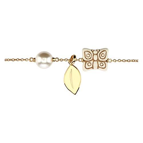 THUN ® - Bracciale Gold Leaf