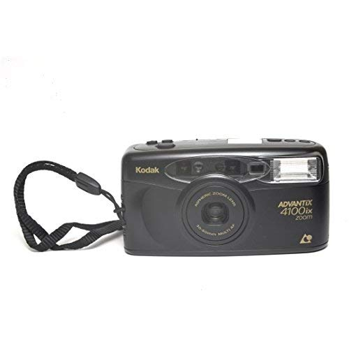 Kodak Advantix 4100 IX Zoom APS Film P&S Camera With 30-60mm Multi AF Zoom Lens