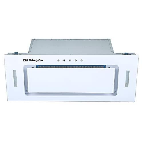Orbegozo CA 09190 BL - Campana extractora cassette 90 cm, Clase A,...