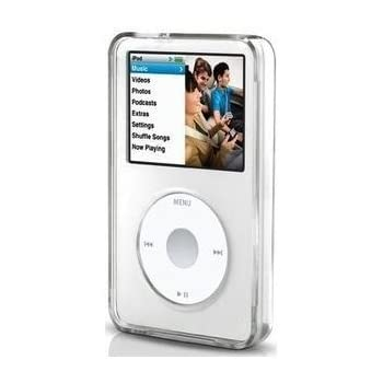 Amazon Com Accessory For Ipod Video Classic 30 80 120 160 Gb Clear Transparent Hard Case