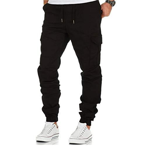 Men's Water Resistant Pants Straight Fit Tactical Combat...