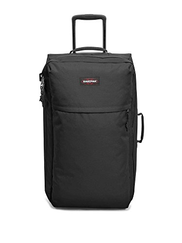 Eastpak Traf'ik Light, Bagaglio con Ruote , Nero (Black), 59 liters, M (66 cm-59L)
