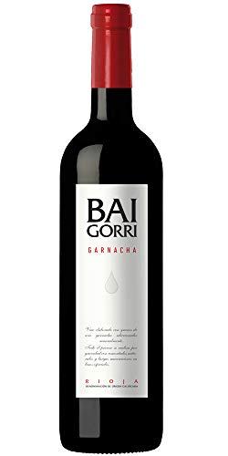 Vino Tinto Baigorri Garnacha Rioja Alavesa 75 CL