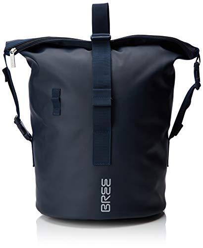 BREE Collection Unisex-Erwachsene Punch 724, Blue, Cross Kit Bag Shopper Blau (Blue)