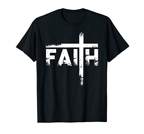 Glaube Kreuz Jesus Christus christliches Christentum Meme T-Shirt