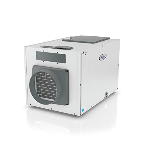 Aprilaire E130 Pro 130 Pint Dehumidifier for Crawl Spaces, Basements, Whole Homes, Commercial up to 7,200 sq. ft.