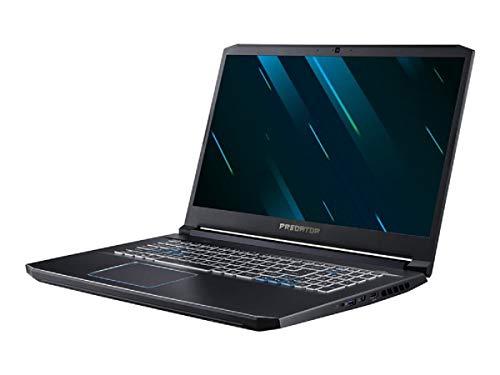 """Acer Predator Helios 300 PH317-54-7446 Ordinateur Portable Noir 43,9 cm (17.3"""") 1920 x 1080 Pixels 10e génération de processeurs Intel® Core i7 16 Go DDR4-SDRAM 1000 Go SSD NVIDIA® GeForce RTX"""