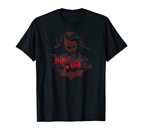 Batman Dark Knight Joker People Will Die T-Shirt