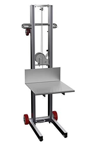 Vestil ALLW-2020-FW Aluminum Lite Load Lift Winch, 3-1/4