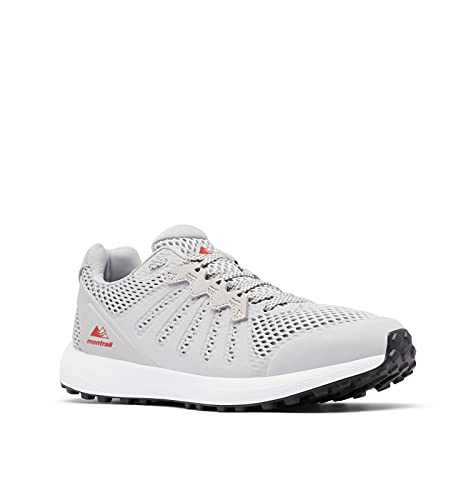Columbia womens Montrail F.k.t. trail runners, Slate Grey/Bright Red, 10.5 US