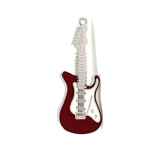 JIANYUXIN USB Metal Rock and Roll Forma De Guitarra Eléctrica USB Flash...