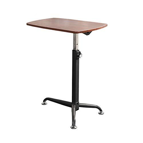 LXDDP Table roulante pour Ordinateur Portable Table réglable en Hauteur de 23,6 à 35,4\