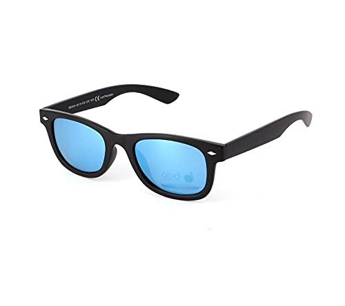 Gafas con lentes polarizadas - SB043 (negro Spec)