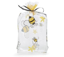 Cello Bags a Little Honey Bees Large  Pack of 20