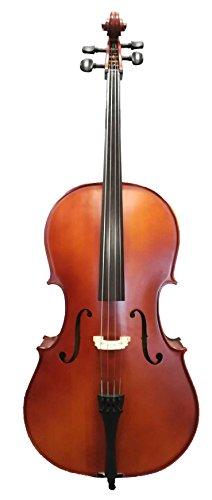 Set de violonchelo Sinfonie24 tamaño 1/4, violín de Hamburgo, apto para niños, bolsa...