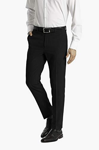 Calvin Klein 男士紧身弹力西裤