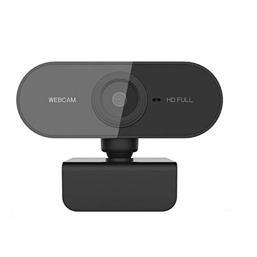 YEYUBH Webcam For 1080P Full HD Webcam For Computer PC Laptop Webcam With Microphone Free Drive USB Webcam For Live Video webcam (Color : 1080P STYLE 2)