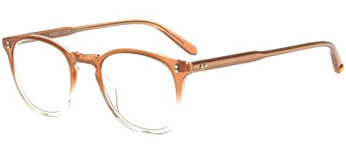 Garrett Leight Brillen Gafas de Vista KINNEY ROSÉ FADE ROSÉ FADE 47/21/145 Unisex