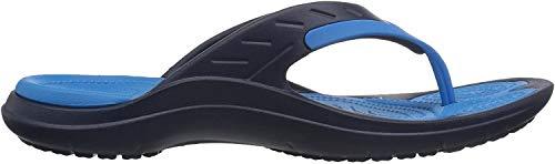 Crocs Crocs Modi Sport Flip-Flop, Gr. 36/37 EU, Farbe: Navy/Ocean