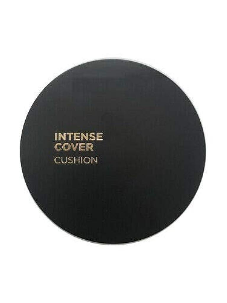 数値フレームワークほうき[ザ?フェイスショップ] THE FACE SHOP [インテンス カバー クッション 15g] Intense Cover Cushion 15g [海外直送品] (#V201)