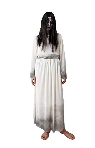 Costumizate! Disfraz de Mujer Maldita para Adulto Talla Unica Halloween