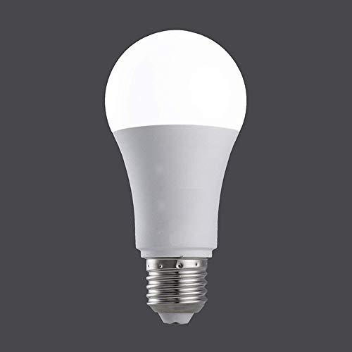 Beautiful Pine, LED-Glühbirnen mit Bewegungssensor, Induktion, Radar, intelligente Sensorlampe mit Bewegungsmelder, Nachtlicht 12w