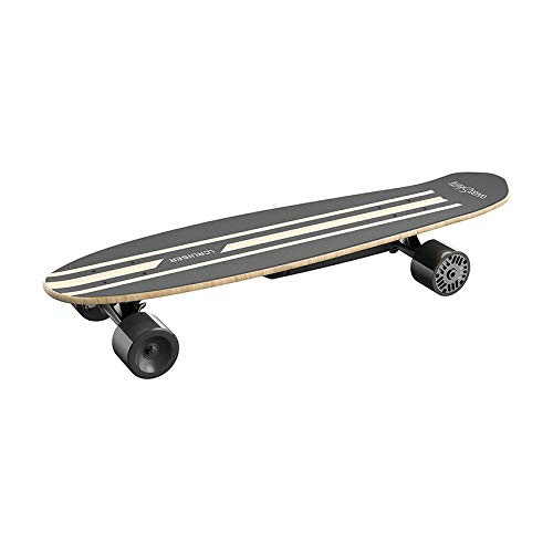 iWatSkate iCruiser Skateboard elettrico, Nero