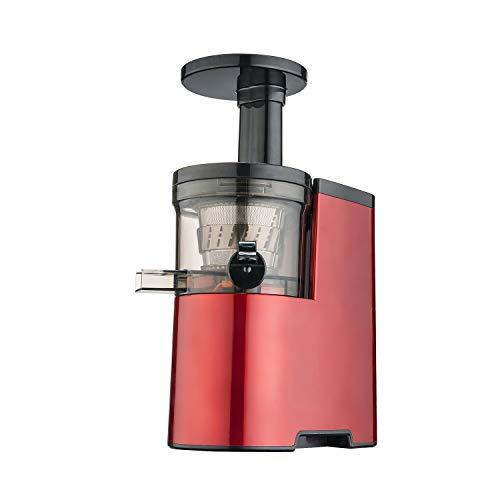 Estrattore di succo da 150W di potenza Rosso