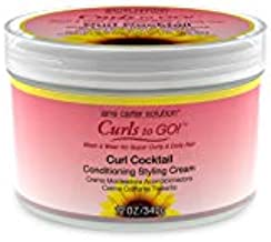 Jane Carter Solution | Curls to Go Cocktail Conditioning Cream (12oz) - Hydrating