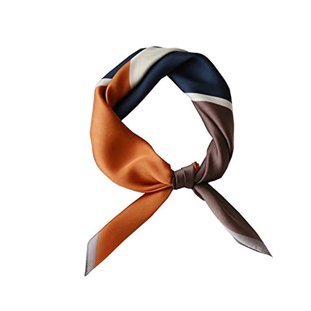 生物学科学者ファックス春と秋のシンプルな雰囲気の女性スカーフの装飾マフラー