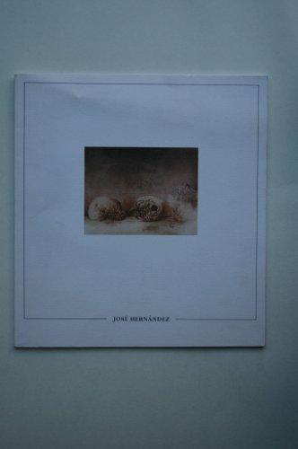 José Hernández : dibuix-gràfica : [catálogo de exposiciones] : Centre Cultural D'Alcoi,...