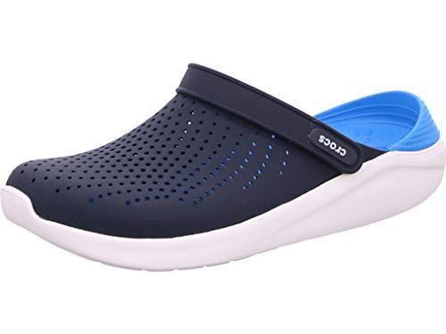 Crocs LiteRide Clog basse donna, Blu (Marineblau / Weiß), 42-43 EU