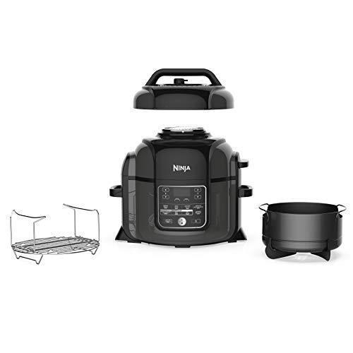 Ninja® Foodi™ 6.5-QT Pressure Cooker & Air Fryer, Black