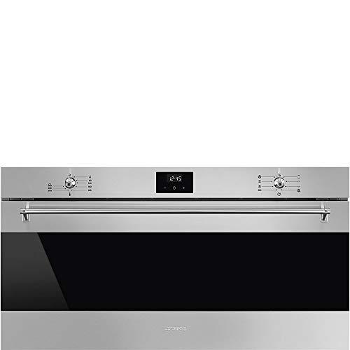 Smeg SFR9300X - Horno (Grande, Horno eléctrico, 85 L, 85 L, 30 - 280 °C, Vapor)