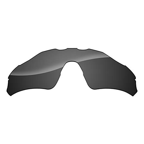 COOLENS Polarized Replacement Lenses for Oakley Radar EV XS Path Sunglasses UV Protection-Polarized Black 100% UV
