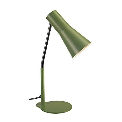SLV Lampe à Poser Phelia, Vert, GU10, Max. 35W