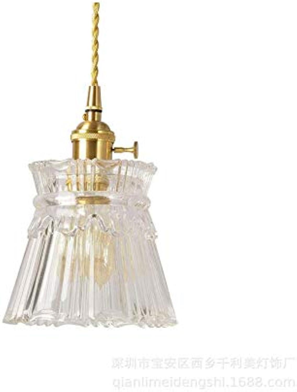 barato en línea Lámpara Lámpara Lámpara de techo-proyector-lámpara Nordic Glass Chandelier Art Restaurant, Bar, Living, Dormitorio, Bar, Ktv Decorative Chandelier  punto de venta