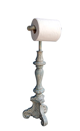 Top 10 best selling list for hickory manor standing classic toilet paper holder monarchy hm9813my