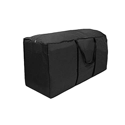 TBUDAR Christmas tree storage bag,Holiday Christmas Tree Storage Bag Roomy Zippered Bag for Artificial Christmas tree (Size : 120 * 40 * 55CM)
