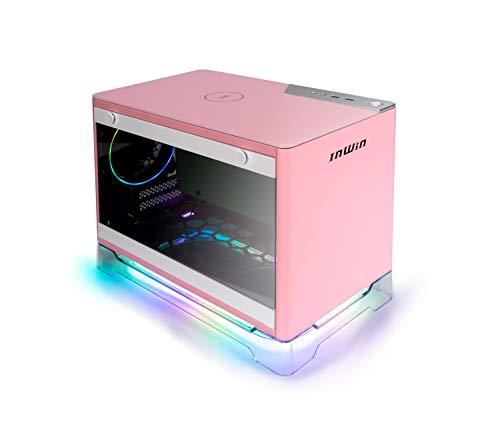 In Win A1 Plus Mini ITX Tower Case w/650 W Power Supply