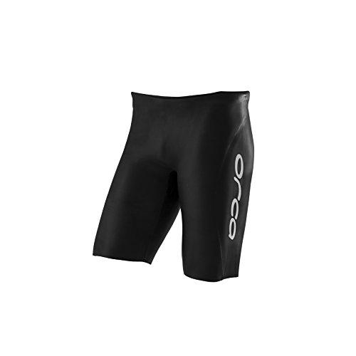 Orca Neopren Herren Triathlon Shorts, Schwarz, L