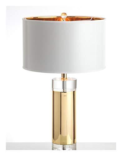WFLL bureaulamp tafellamp Scandinavische stijl thuis woonkamer sofa salontafel slaapkamer nachtkastje romantisch warm goud kristal tafellamp hoogwaardige tafellamp