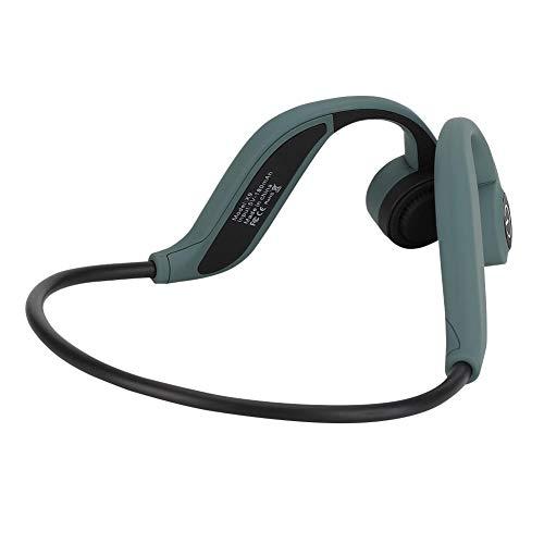 Draadloze hoofdtelefoon, bottkabel, Bluetooth 5.0 hoofdtelefoon, sportmuziek, draadloze headset (8G geheugen)