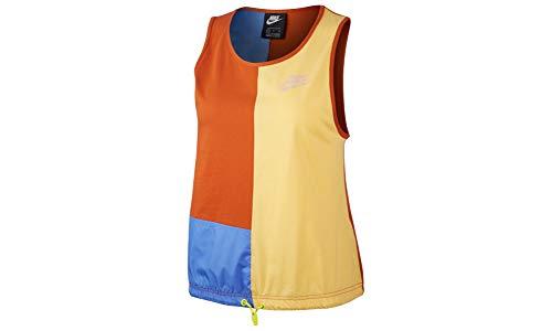 NIKE Camiseta de Tirantes para Mujer Sportswear en Tejido Multicolor CJ2270-802