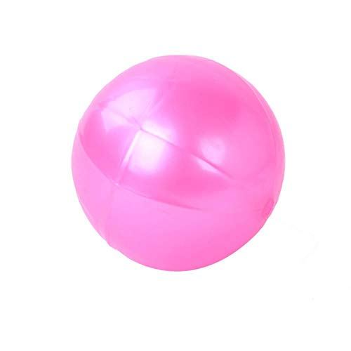 ATP Sports Yoga Bälle Bola Pilates Fitness Ball Gym Balance Übung Pilates Workout Massage Ball mit Pumpe rose